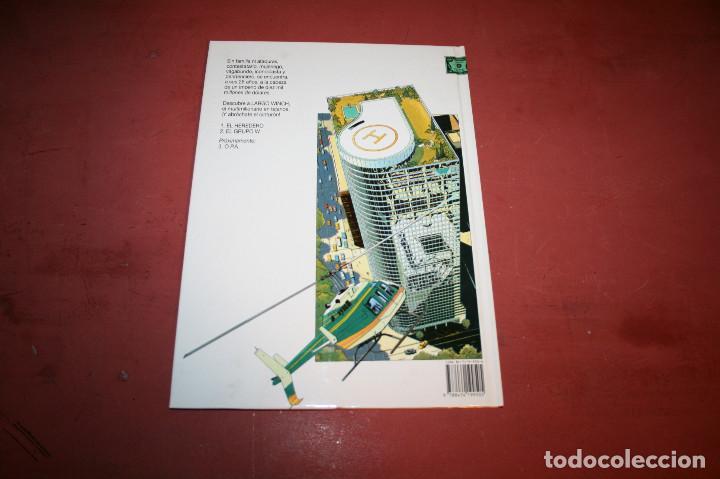 Cómics: LARGO WINCH - EL GRUPO W - FRANQ/VAN HAMME - ED. GRIJALBO - 1992 - Foto 4 - 214150878