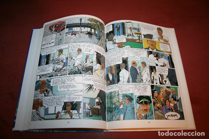 Cómics: LARGO WINCH - BUSINESS BLUES - FRANQ/VAN HAMME - ED. GRIJALBO - 1994 - Foto 2 - 214151448