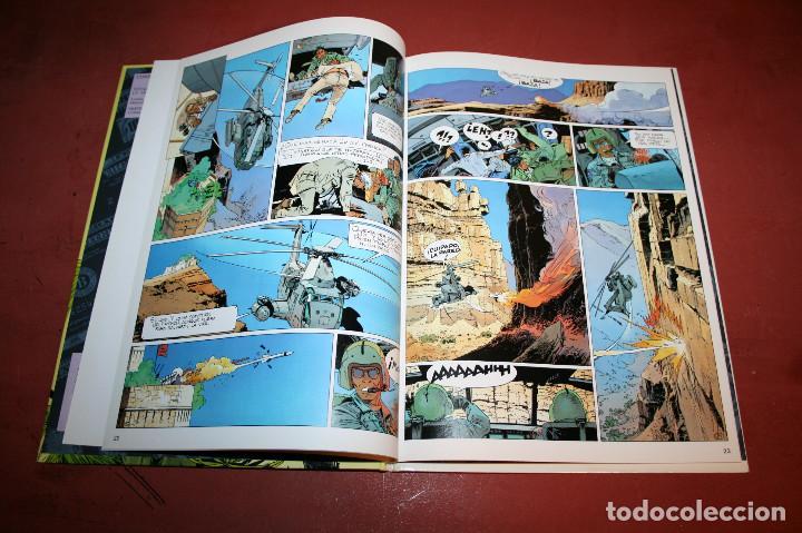 Cómics: LARGO WINCH - LA HORA DEL TIGRE - FRANQ/VAN HAMME - ED. GRIJALBO - 1997 - Foto 2 - 214151466