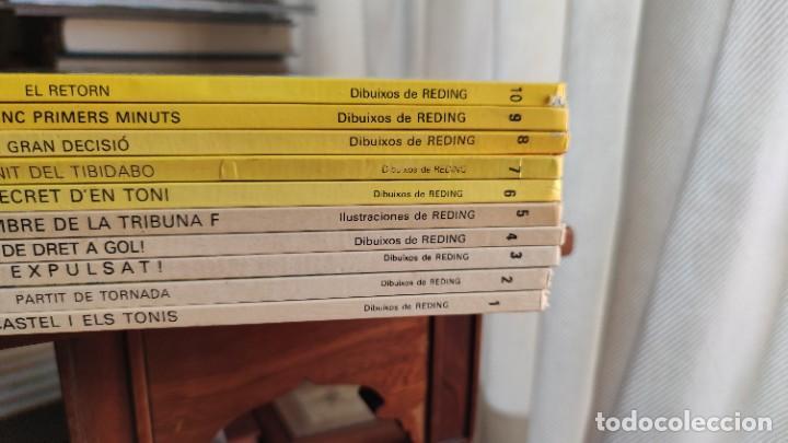 Cómics: ERIC CASTEL (CATALÀ) 10 volúmenes - Foto 2 - 214240731