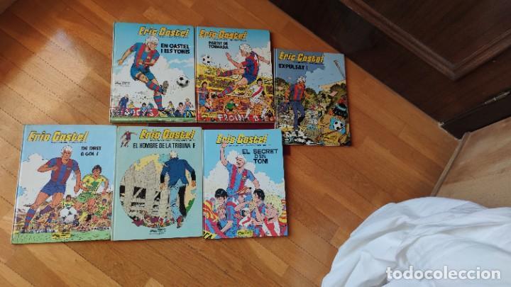 Cómics: ERIC CASTEL (CATALÀ) 10 volúmenes - Foto 4 - 214240731