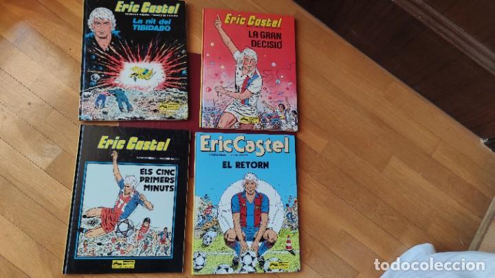Cómics: ERIC CASTEL (CATALÀ) 10 volúmenes - Foto 5 - 214240731