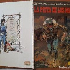 Cómics: TENIENTE BLUEBERRY : LA PISTA DE LOS NAVAJOS. Lote 214471995
