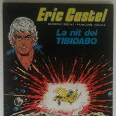 Comics : COMIC ERIC CASTEL, Nº 7: LA NIT DEL TIBIDABO (EN CATALAN) - JUNIOR GRIJALBO, TAPAS DURAS. Lote 214488711