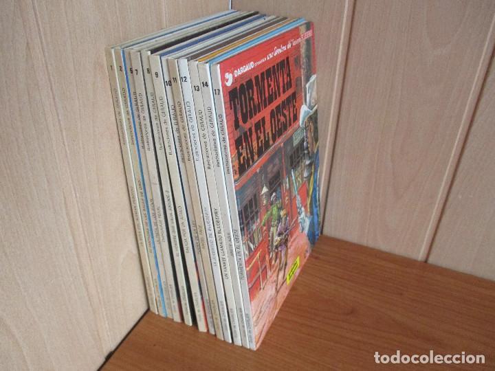Cómics: ( GRIJALBO / DARGAUD ) LOTE DE 12 COMICS DEL TENIENTE BLUEBERRY - Foto 2 - 214535956