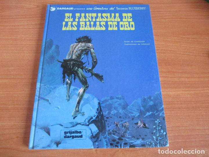 Cómics: ( GRIJALBO / DARGAUD ) LOTE DE 12 COMICS DEL TENIENTE BLUEBERRY - Foto 4 - 214535956