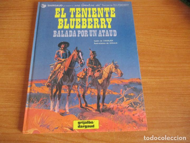 Cómics: ( GRIJALBO / DARGAUD ) LOTE DE 12 COMICS DEL TENIENTE BLUEBERRY - Foto 8 - 214535956