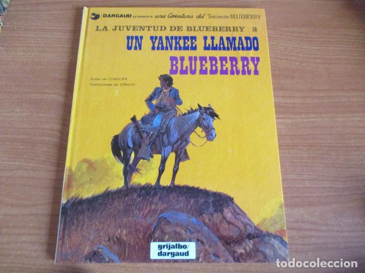 Cómics: ( GRIJALBO / DARGAUD ) LOTE DE 12 COMICS DEL TENIENTE BLUEBERRY - Foto 12 - 214535956