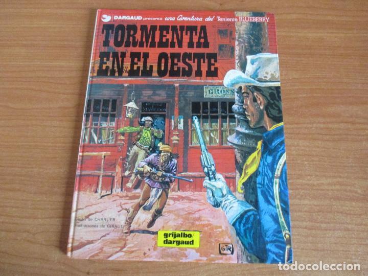 Cómics: ( GRIJALBO / DARGAUD ) LOTE DE 12 COMICS DEL TENIENTE BLUEBERRY - Foto 14 - 214535956