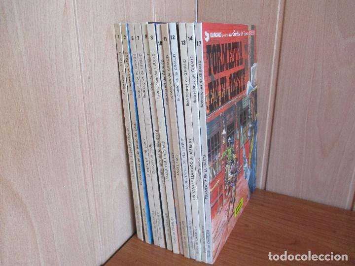 Cómics: ( GRIJALBO / DARGAUD ) LOTE DE 12 COMICS DEL TENIENTE BLUEBERRY - Foto 15 - 214535956