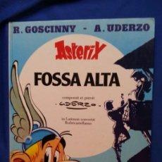 Cómics: ASTERIX FOSSA ALTA - LATIN. Lote 214656268