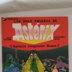 Cómics: ASTERIX LAS DOCE PRUEBAS DE ASTERIX. Lote 214790871