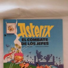 Cómics: ASTERIX EL COMBATE DE LOS JEFES Nº 10 AÑO 1981. Lote 214791451