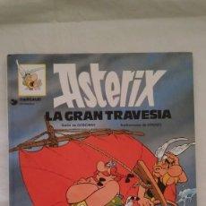 Cómics: ASTERIX LA GRAN TRAVESIA Nº 22 AÑO 1991. Lote 214792405