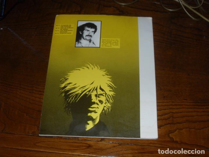 Cómics: JEREMIAH Nº 4. OJOS DE FUEGO. EDICIONES JUNIOR GRIJALBO. 1981. TAPA RUSTICA - Foto 6 - 215027720
