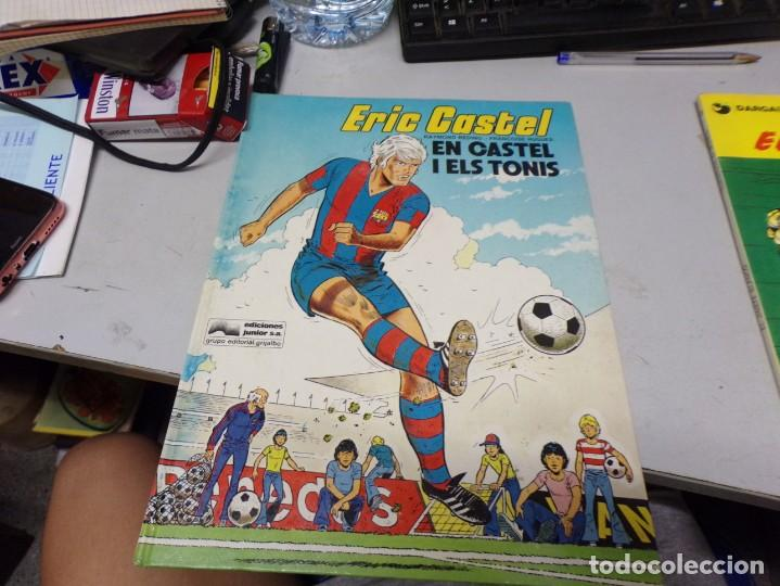 ERIC CASTEL 1 - GRIJALBO (Tebeos y Comics - Grijalbo - Eric Castel)