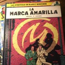 Cómics: LA MARCA AMARILLA. Lote 215530416