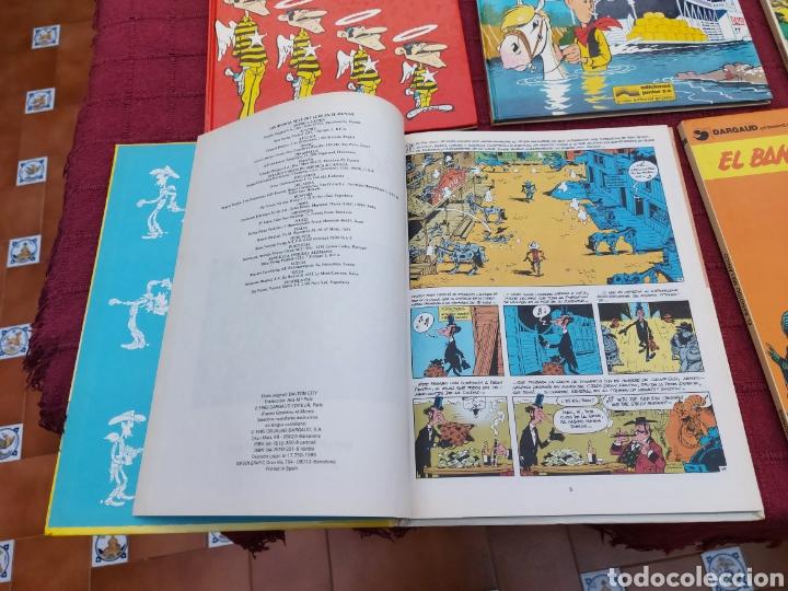 Cómics: LUCKY LUKE: LA DILIGENCIA, EL BANDIDO MECANICO,DALTON CITY, INDULTO PARA LOS DALTON, REMONTANDO EL M - Foto 12 - 215580831