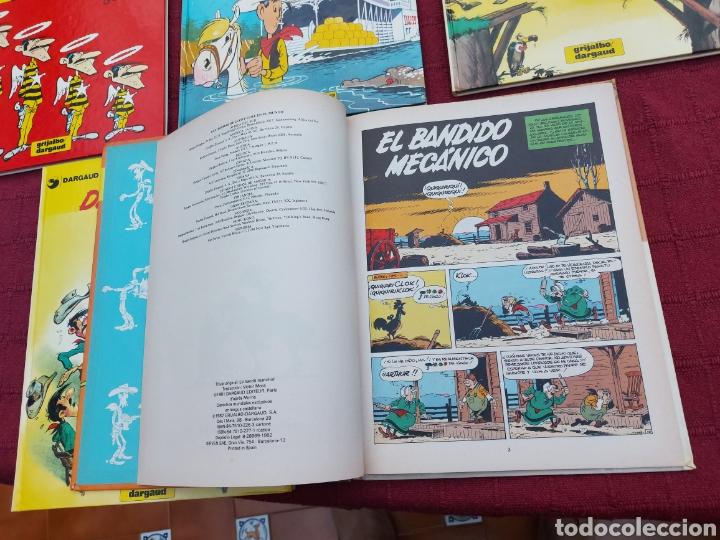Cómics: LUCKY LUKE: LA DILIGENCIA, EL BANDIDO MECANICO,DALTON CITY, INDULTO PARA LOS DALTON, REMONTANDO EL M - Foto 15 - 215580831