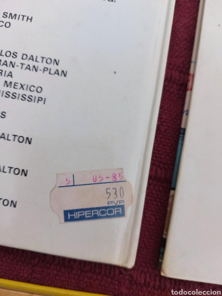 Cómics: LUCKY LUKE: LA DILIGENCIA, EL BANDIDO MECANICO,DALTON CITY, INDULTO PARA LOS DALTON, REMONTANDO EL M - Foto 19 - 215580831