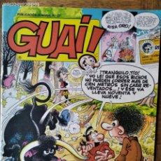 Cómics: GUAI! Nº 27 - EDICIONES JUNIOR GRIJALBO-. Lote 215646947