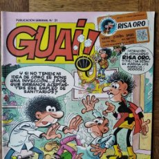 Cómics: GUAI! Nº 31 - EDICIONES JUNIOR GRIJALBO-. Lote 215647083