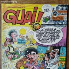 Cómics: GUAI! Nº 33 - EDICIONES JUNIOR GRIJALBO-. Lote 215647097