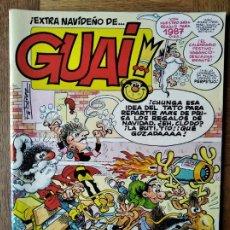 Cómics: GUAI! Nº 32, ESPECIAL NAVIDAD - EDICIONES JUNIOR GRIJALBO-. Lote 215647172