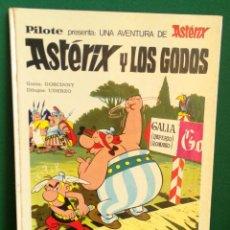 Cómics: ASTÉRIX PILOTE 1ª EDICIÓN SIN NÚMERO - ASTÉRIX Y LOS GODOS - BUENO. Lote 215810070