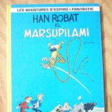Comics: ESPIRÚ I FANTÀSTIC 3 HAN ROBAT EL MARSUPILAMI. Lote 215919098