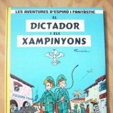 Cómics: ESPIRÚ I FANTÀSTIC 6 EL DICTADOR I ELS XAMPINYONS. Lote 215919408