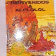 Cómics: VALERIAN AGENTE ESPACIO - TEMPORAL BIENVENIDOS A ALFLOLOL. Lote 216393186