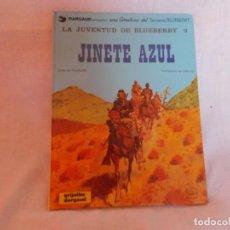 Cómics: BLUEBERRY Nº 14 JINETE AZUL. Lote 216475588