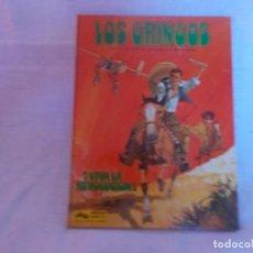 Cómics: LOS GRINGOS Nº 1 ¡VIVA LA REVOLUCIÓN!. Lote 216478421