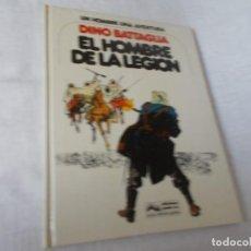 Cómics: UN HOMBRE UNA AVENTURA Nº 1 EL HOMBRE DE LA LEGIÓN. Lote 216609983