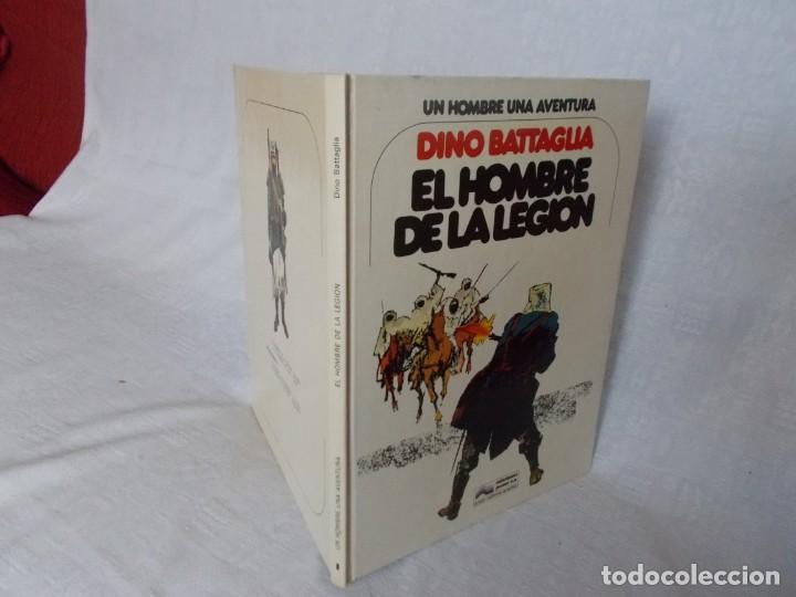 Cómics: UN HOMBRE UNA AVENTURA nº 1 El hombre de la Legión - Foto 2 - 216609983