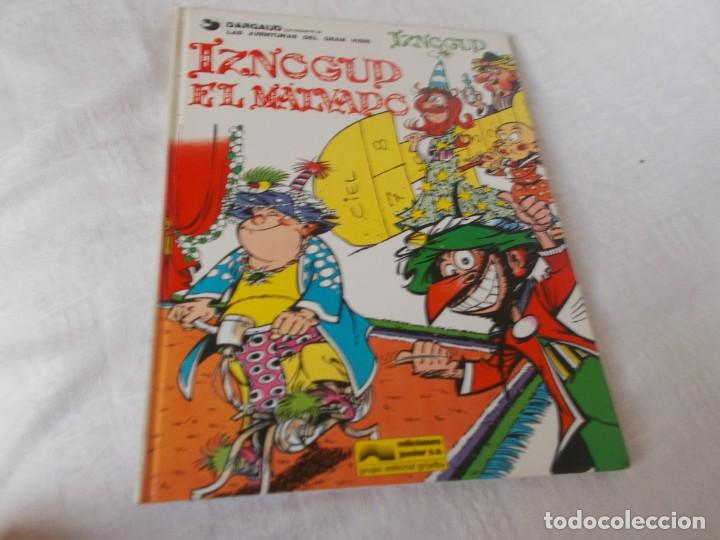 IZNOGUD Nº 5 IZNOGUD EL MALVADO GRIJALBO (Tebeos y Comics - Grijalbo - Iznogoud)