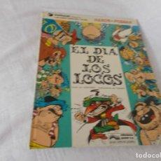 Cómics: IZNOGUD Nº 2 EL DÍA DE LOS LOCOS. Lote 216612328