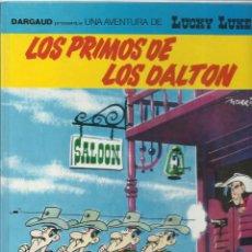 Fumetti: LUCKY LUKE 48; LOS PRIMOS DE LOS DALTON, 1992, GRIJALBO,. Lote 216675061