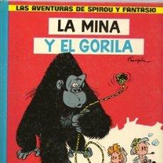 Comics : SPIROU Y FANTASIO 9 LA MINA Y EL GORILA. Lote 216755477