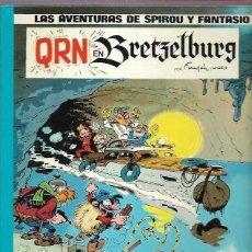 Comics : SPIROU Y FANTASIO 14 QRN EN BRETZELBURG. Lote 216756661