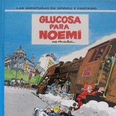Comics : SPIROU Y FANTASIO 34 GLUCOSA PARA NOEMI. Lote 216766046