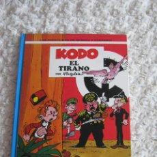 Comics : SPIROU Y FANTASIO 40 KODO EL TIRANO. Lote 216767932