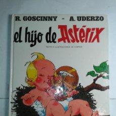 Cómics: EL HIJO DE ASTERIX 1990 R. GOSCINNY / A. UDERZO EDITA GRIJALBO JUNIOR 27. Lote 216801813
