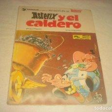 Cómics: ASTERIX Y EL CALDERO N. 13 1978. Lote 216823893