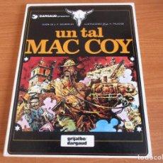 Cómics: MAC COY Nº 2 (AÑO 1981 ) - UN TAL MAC COY (GRIJALBO). Lote 216872447