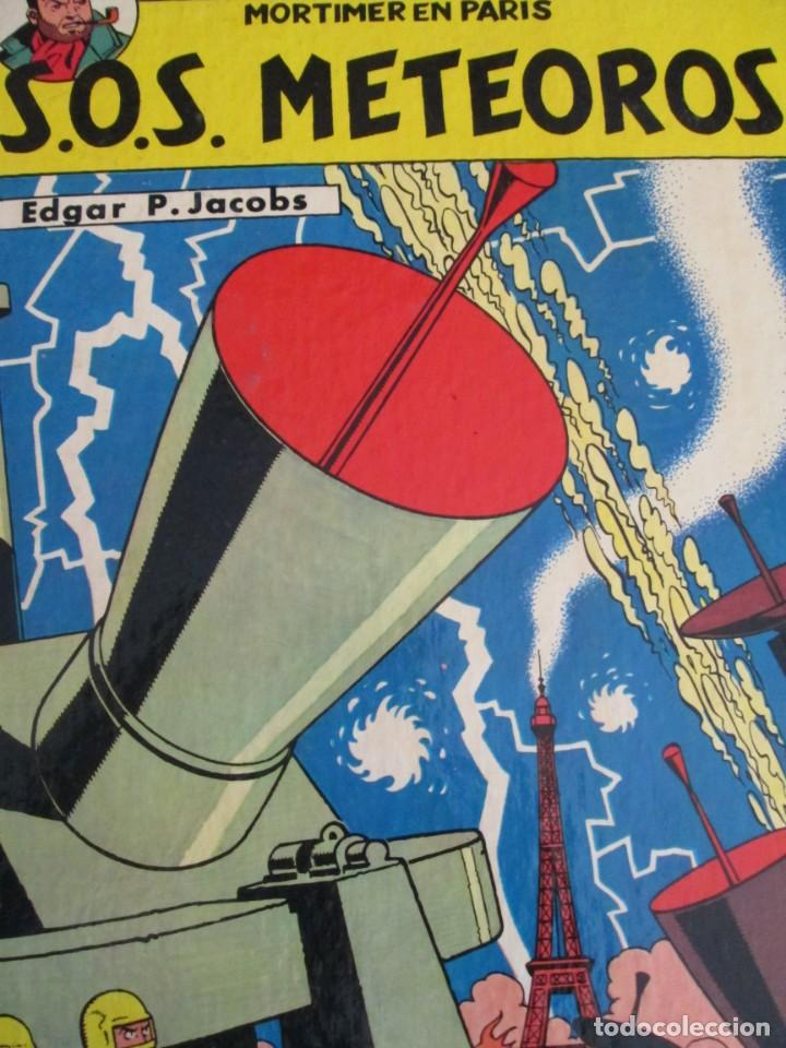 S.OS. METEOROS-BLAKE MORTIMER (Tebeos y Comics - Grijalbo - Blake y Mortimer)