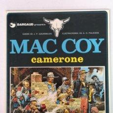 Cómics: MAC COY N°11 EDT. GRIJALBO. Lote 217118938
