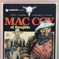 Cómics: MAC COY N°12 EDT. GRIJALBO. Lote 217119098