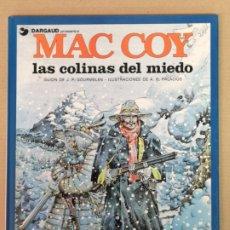 Cómics: MAC COY N°13 EDT. GRIJALBO. Lote 217119311